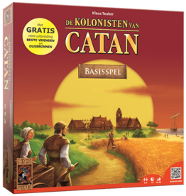 999 Games 999 Games: Catan Incl Oliebronnen