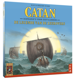 999 Games 999 Games: Catan: De Legende Van De Zeerovers