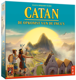 999 Games 999 Games: Catan - De Opkomst Van De Inca'S