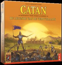 999 Games 999 Games: Catan: De Legende Van De Veroveraars
