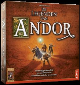 999 Games 999 games: De Legenden Van Andor