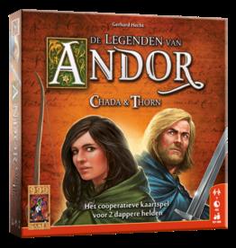999 Games 999 Games:  De Legenden Van Andor: Chada & Thorn