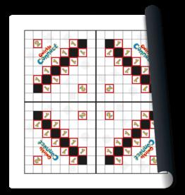 999 Games 999 Games: Playmat Connect Qwirkle