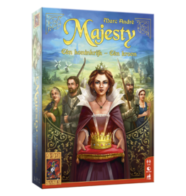 999 Games 999-Games: Majesty Één Koninkrijk Één Kroon
