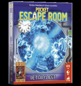 999 Games 999 Games: Escape Room Pocket - De Tijd Vliegt