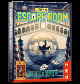 999 Games 999 Games: Escape Room Pocket - Diefstal In Venetie