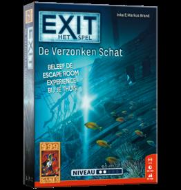 999 Games 999 Games: EXIT - De Verzonken Schat