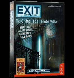 999 Games 999 Games: EXIT - De Onheilspellende Villa