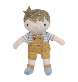 Little Dutch Little Dutch Knuffelpop Jim - 10 cm LD4523