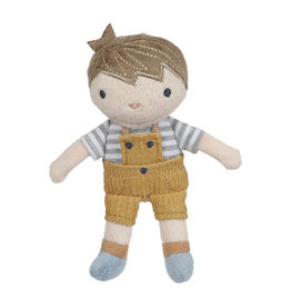 Little Dutch Little Dutch LD4523 Knuffelpop Jim 10 cm