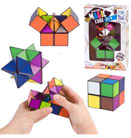 Clown Games Clown Magic Cube 2-In-1