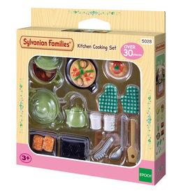 Sylvanian Families Sylvanian families 5028 Keuken-kookset