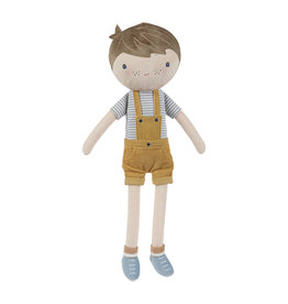 Little Dutch Little Dutch  LD4525 Knuffelpop Jim 50 cm