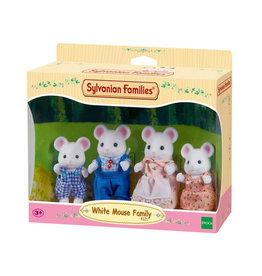 Sylvanian Families Sylvanian Families 4121 Familie Witte Muis
