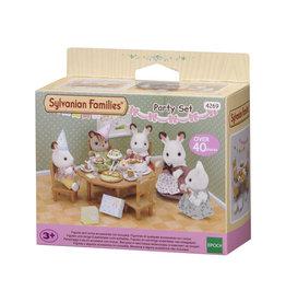 Sylvanian Families Sylvanian families 4269 Feestset