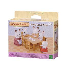 Sylvanian Families Sylvanian families 4506 Eettafelset