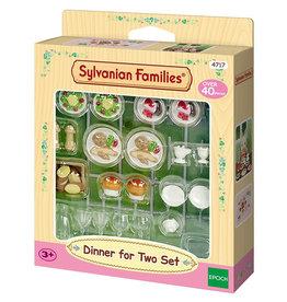 Sylvanian Families Sylvanian families 4717 Diner-voor-Twee-set