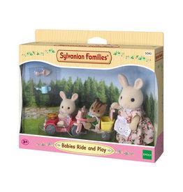 Sylvanian Families Sylvanian Families 5040 Rijdend Speelgoed voor Baby's