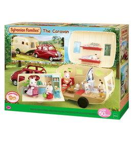 Sylvanian Families Sylvanian Families 5045 De Caravan