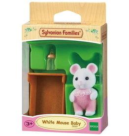 Sylvanian Families Sylvanian Families 5069 Baby Witte Muis