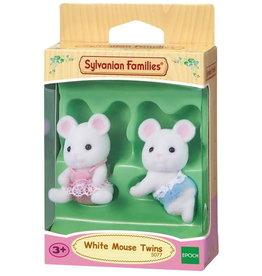 Sylvanian Families Sylvanian Families 5077 Tweeling Witte Muis