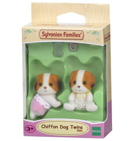 Sylvanian Families Sylvanian Families 5083 Tweeling Chiffon Hond