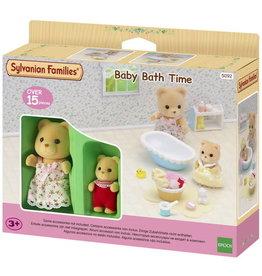 Sylvanian Families Sylvanian Families 5092 Baby's Badtijd
