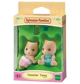 Sylvanian Families Sylvanian Families 5123 Tweeling Hamster