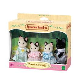 Sylvanian Families Sylvanian Families 5181 Familie Tuxedo Kat
