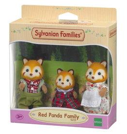 Sylvanian Families Sylvanian Families 5215 Familie Rode Panda