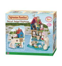 Sylvanian Families Sylvanian Families 5229 Speelhuisje op Geheim Eiland