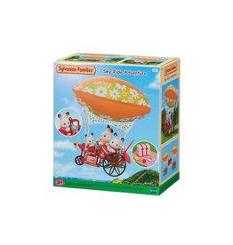 Sylvanian Families Sylvanian Families 5255 Fiets luchtballon