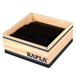 Kapla KAPLA 40 Zwart (in kistje)