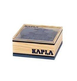 Kapla KAPLA 40 Donkerblauw (in kistje)