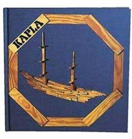 Kapla KAPLA Boek Blauw Volume 2 (6-99 jaar)