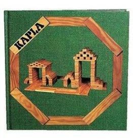 Kapla KAPLA Boek Groen Volume 3 (3-99 jaar)