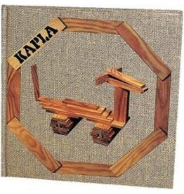 Kapla KAPLA Boek Bruin Volume 4 (3-99 jaar)