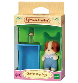 Sylvanian Families Sylvanian Families 3416 Baby Chiffon Hond