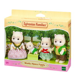 Sylvanian Families Sylvanian Families 5358 Familie Alpaca