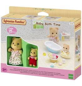 Sylvanian Families Sylvanian Families 2228 Baby's Badtijd