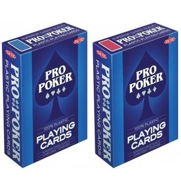 Tactic Pro Poker Plastic Playing Cards