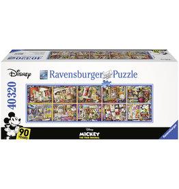 Ravensburger Ravensburger  puzzel 178285  DMM:  Mickey'S 90Ste Verjaardag 40320 stukjes