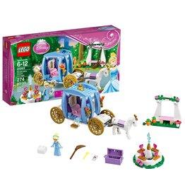 Lego Princess Lego princess Assepoesters Betoverde Koets