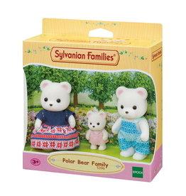 Sylvanian Families Sylvanian Families 5396 Familie Ijsbeer