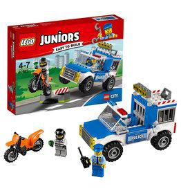 LEGO LEGO Juniors 10735  Politietruck Achtervolging