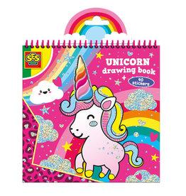 SES Creative SES  Creative    Unicorn kleurboek   00111