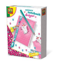 SES Creative SES Creative Unicorn notitieboek designer 00105