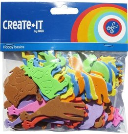 Create-It Haza Create-It  64 Foam Dieren