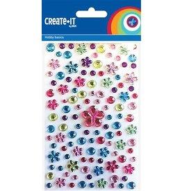 Create-It Haza Create-It Diamantjes Flowermix