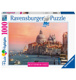 Ravensburger Ravensburger puzzel 149766 Mediterranean Places Italië 1000 stukjes